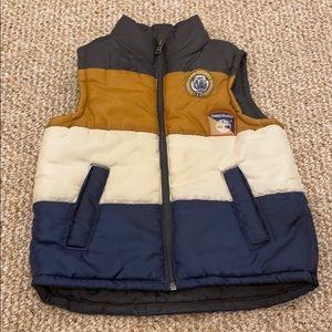 Timberland Puffy Vest Size 3T. EUC